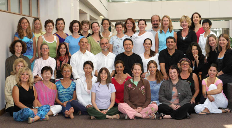 Yoga Therapy Rx Level II Class 2012-13