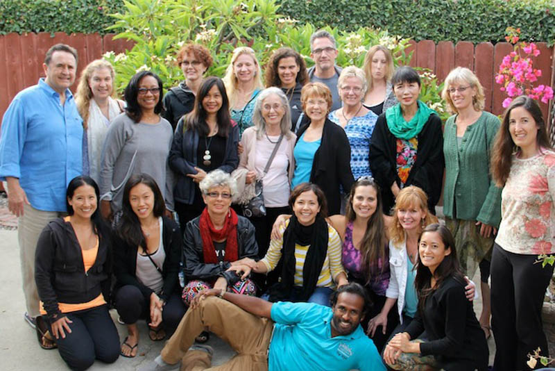 Yoga Therapy Rx, Level I Class 2005-06