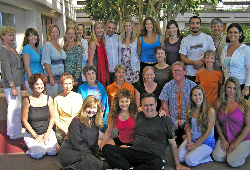 Yoga Therapy Rx, Level II Class 2007-08