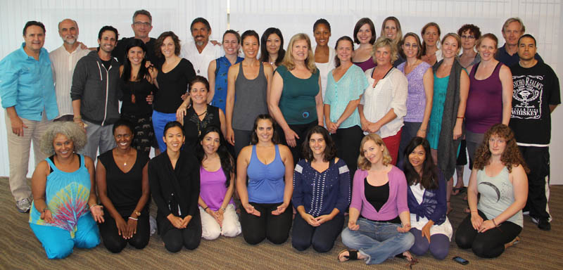 Yoga Therapy Rx, Level I Class 2012-13